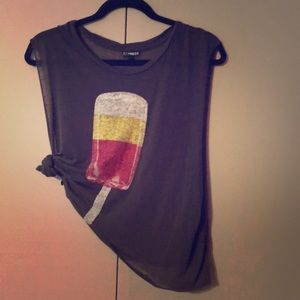 Express Muscle Tee